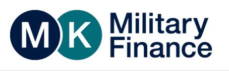 Military car finance