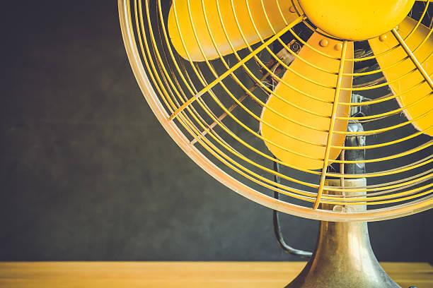 fan-cool-off