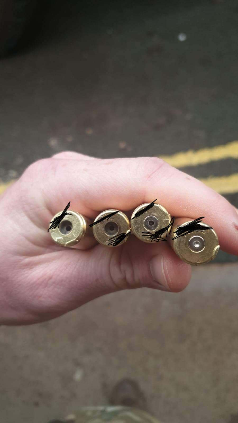 "British Army Sniper Ammo ""Dangerous"" for User"