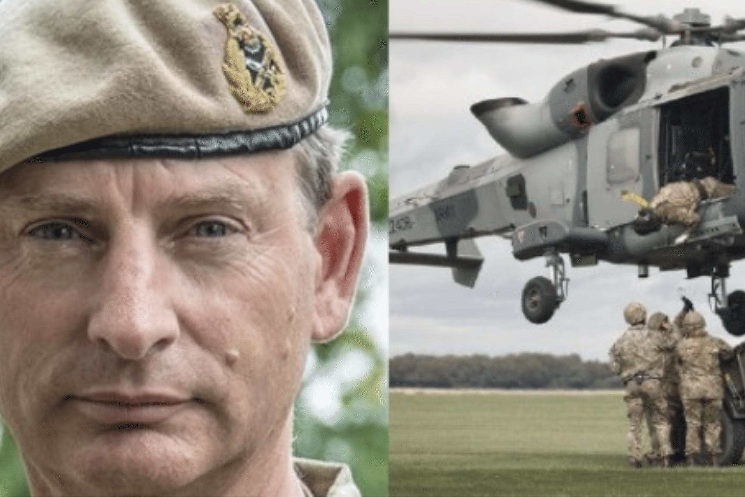 UK'sChief of the General Staff'MIA'