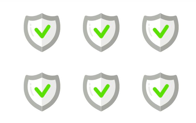 Shield-cover-check-icon